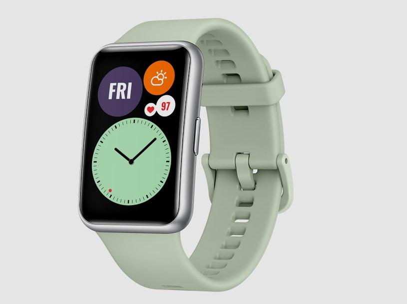 Huawei Watch Fit /materiały prasowe