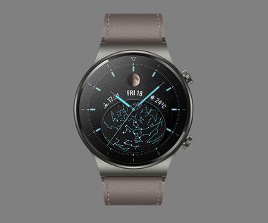 Huawei Watch GT 2 Pro - inteligentny zegarek z tytanową kopertą