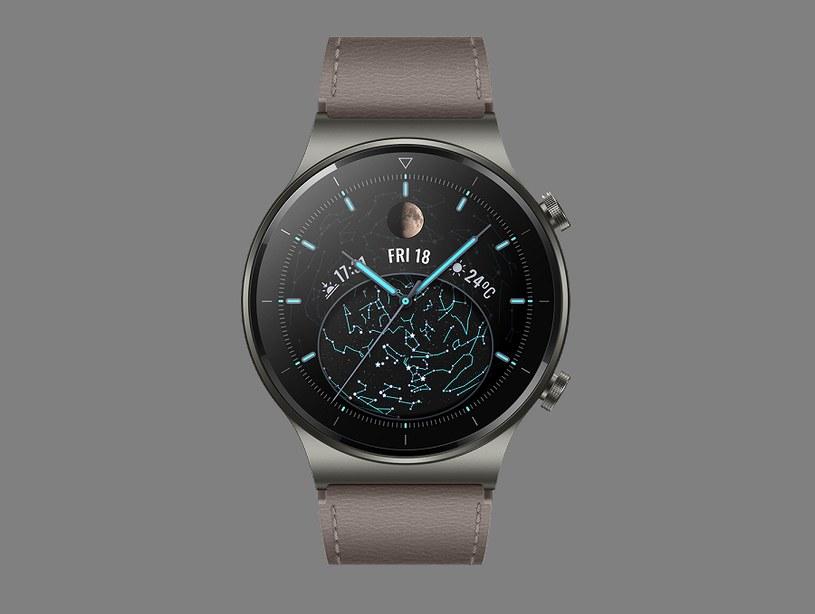 Huawei Watch GT 2 Pro /materiały prasowe