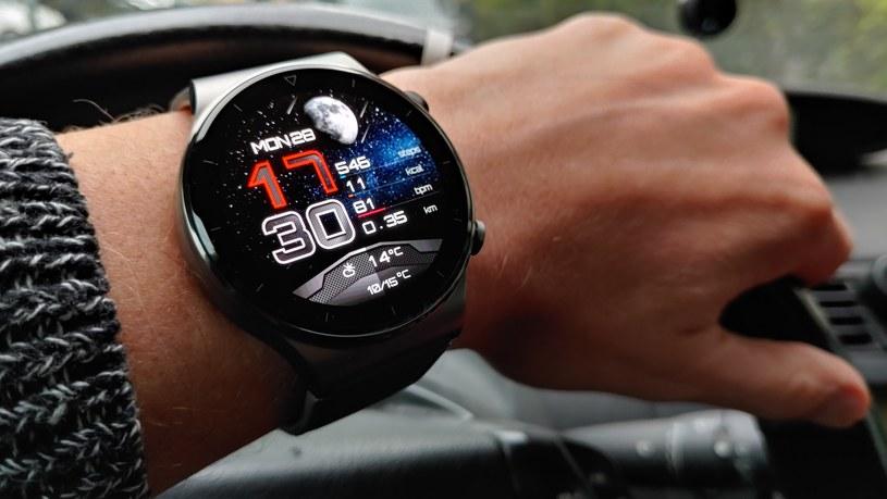 Huawei Watch GT 2 Pro /INTERIA.PL