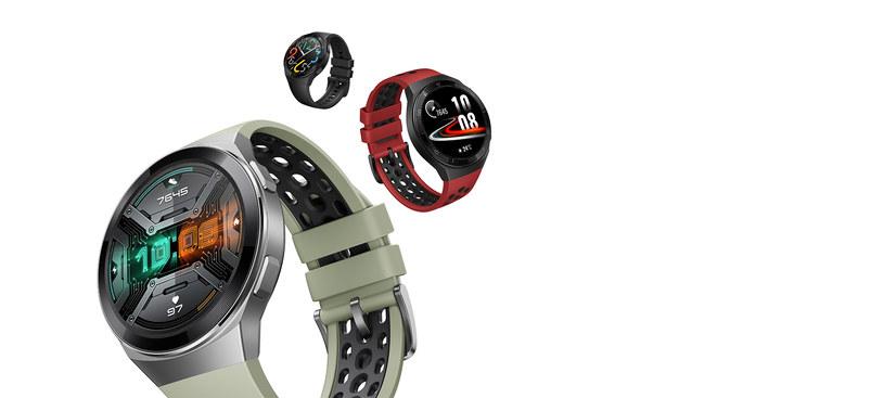 Huawei Watch GT 2e /materiały prasowe
