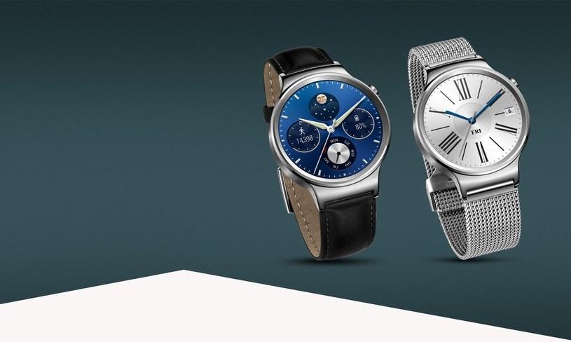 Huawei Watch GT bez systemu Wear OS /materiały prasowe