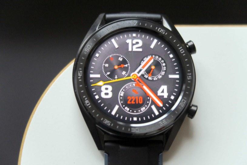 Huawei Watch GT /INTERIA.PL