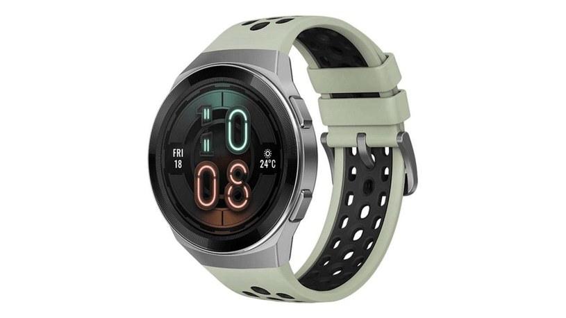 Huawei Watch GT2e / fot. SlashGear /materiał zewnętrzny