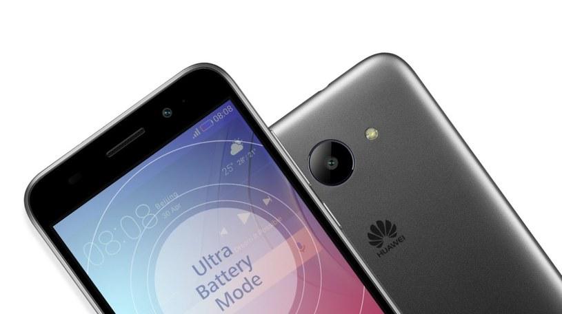 Huawei Y3 2017 bazuje na Androidzie 6.0 /materiały prasowe