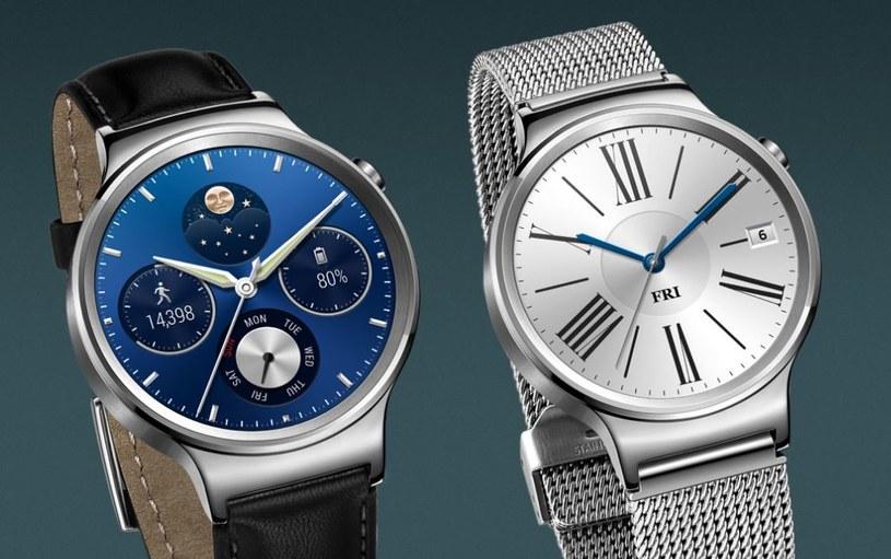 Huawei zaprezentuje nowy smartwatch jeszcze w tym roku? /materiały prasowe