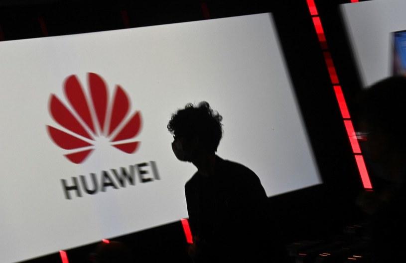 Huawei. /AFP