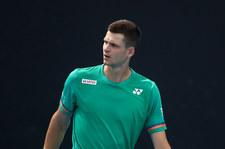 Hubert Hurkacz - Daniił Miedwiediew w 1/8 finału Wimbledonu. Relacja na żywo