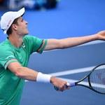 Hubert Hurkacz w ćwierćfinale turnieju ATP w Halle