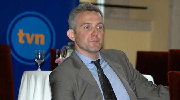 Hubert Urbański, fot. Andrzej Szilagyi  /MWMedia