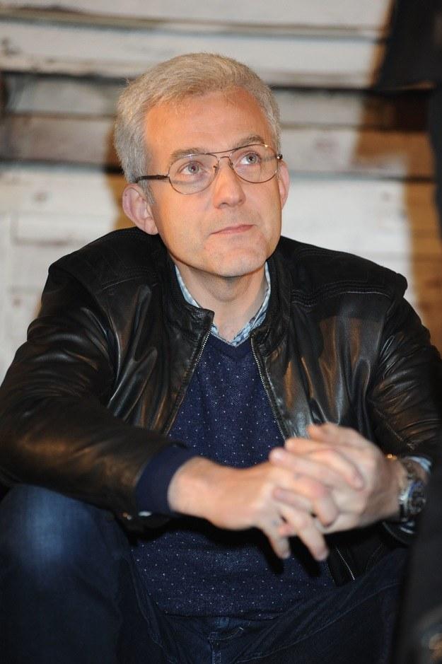 Hubert Urbański ma świetne poczucie humoru! /- /MWMedia
