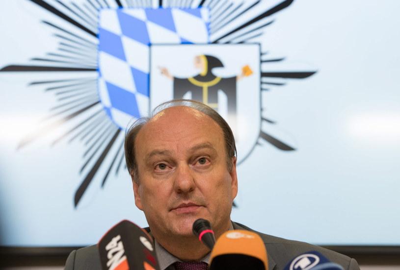 Hubertus Andrae, Szef monachijskiej policji /AFP