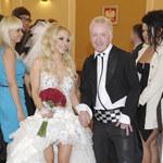 Huczny ślub Tomasza Luberta. Świadkową była Doda