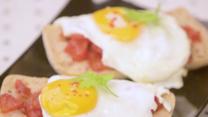 Huevos fritos al estilo español