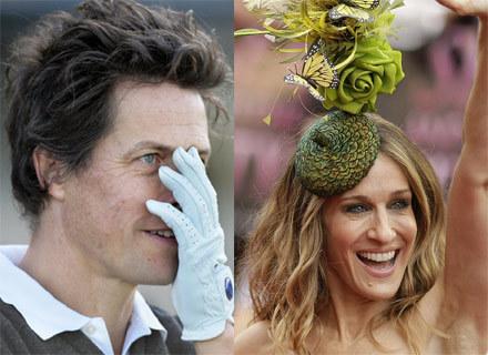 Hugh Grant i Sarah Jessica Parker zagrają nowojorską parę w nowej komedii romantycznej /AFP
