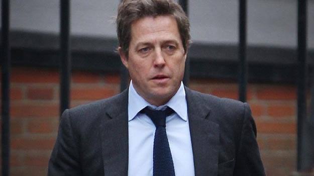 Hugh Grant stał się nieformalnym rzecznikiem walki z brytyjskimi bulwarówkami - fot. P. Macdiarmid /Getty Images/Flash Press Media