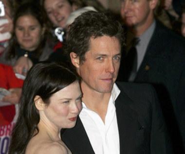 Hugh Grant: Wciąż przyjaźnię się z Renée Zellweger