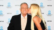 Hugh Hefner i Crystal Harris