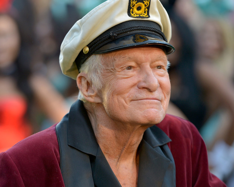 Hugh Hefner nie żyje?! /Charley Gallay /Getty Images