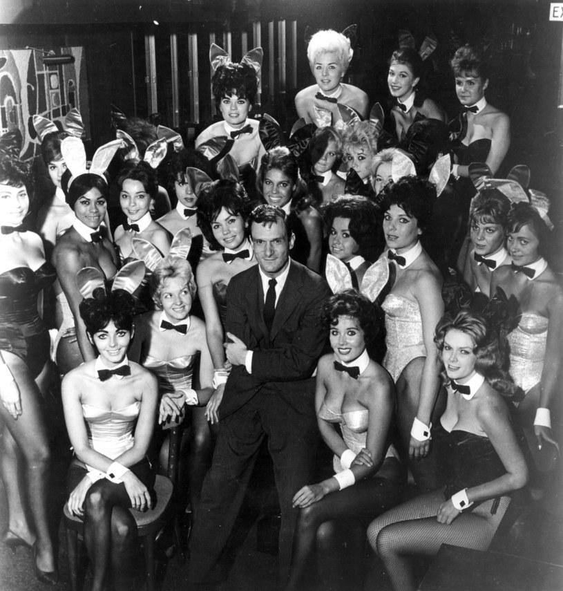 Hugh Hefner: Zawsze ciągnęło go do kobiet... /Helmut Kretz /Getty Images