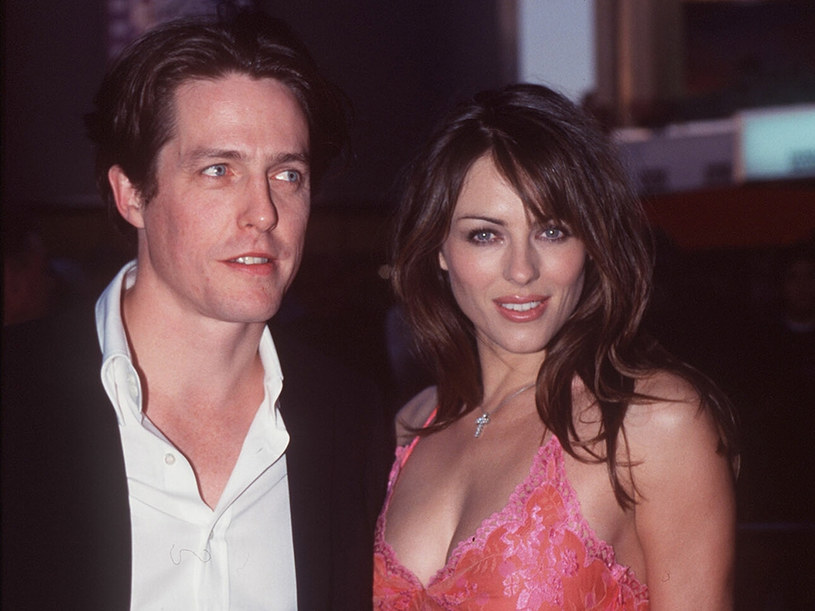 Hugh i Liz stanowili piękną parę. Czy wrócą do siebie po tylu latach?  /Getty Images/Flash Press Media