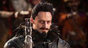 Hugh Jackman: Biały makijaż Czarnobrodego