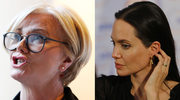 Hugh Jackman: starsza od niego żona boi się, że Angelina Jolie odbije jej męża?!
