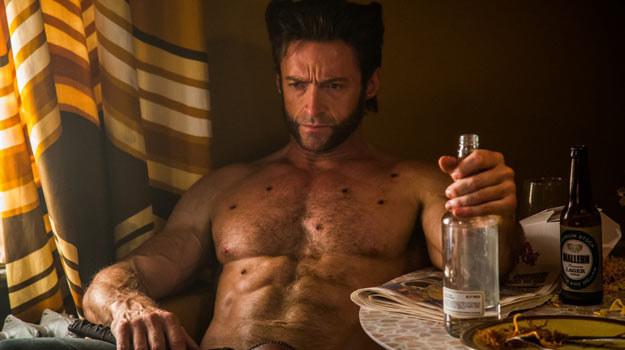 """Hugh Jakcman jako Wolverine w filmie """"X-Men: Przeszłość, która nadejdzie"""" /materiały dystrybutora"""