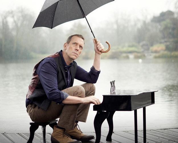 Hugh Laurie cieszy się w Polsce ogromną popularnością /materiały promocyjne