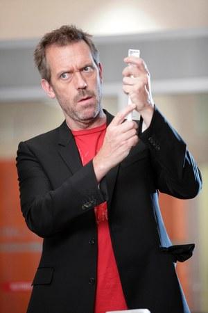 Hugh Laurie, czyli serialowy Dr. House /fot  /materiały prasowe