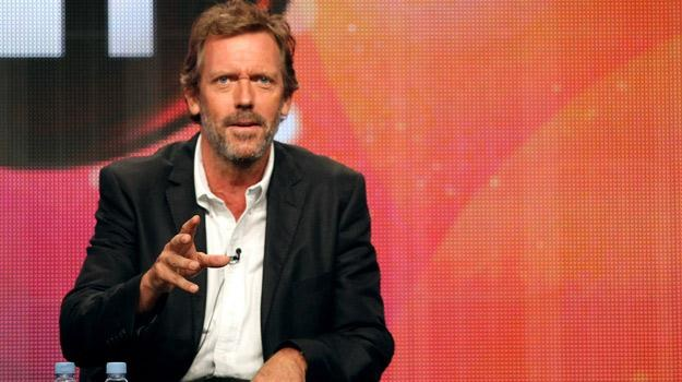 Hugh Laurie, fot. Frederick M. Brown /Getty Images/Flash Press Media