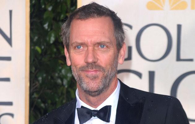 Hugh Laurie, fot.Jason Merritt  /Getty Images/Flash Press Media
