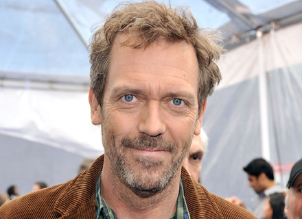 Hugh Laurie / fot. Kevin Winter /Getty Images/Flash Press Media