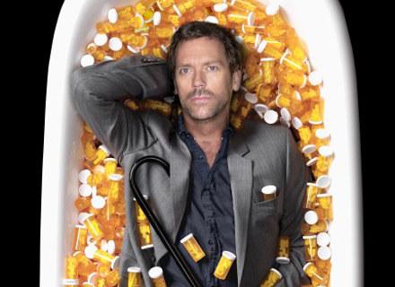 Hugh Laurie jako doktor Gregory House /materiały prasowe