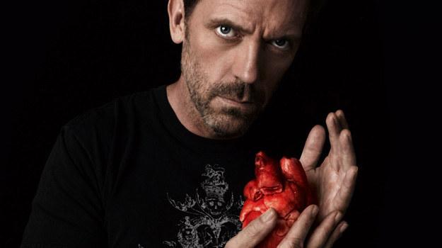 Hugh Laurie jako dr House /FOX