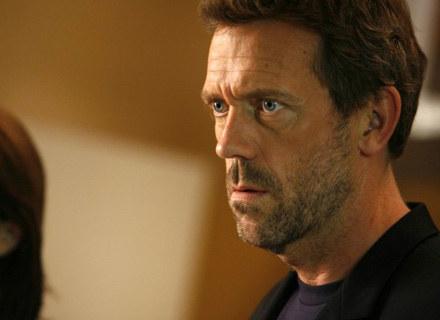 Hugh Laurie, serialowy doktor House /materiały programowe