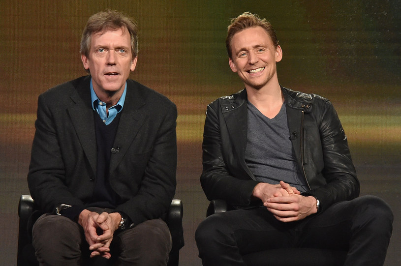 Hugh Laurie, Tom Hiddleston /Mike Windle /Getty Images
