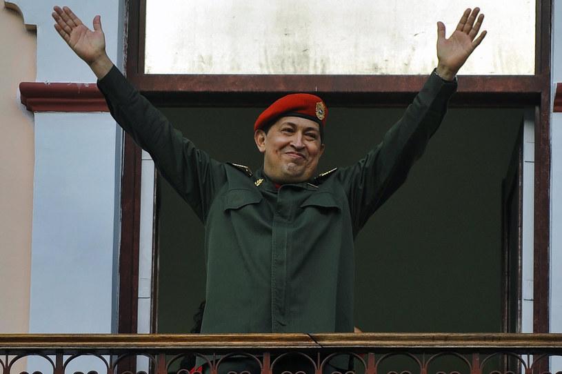 Hugo Chavez /AFP