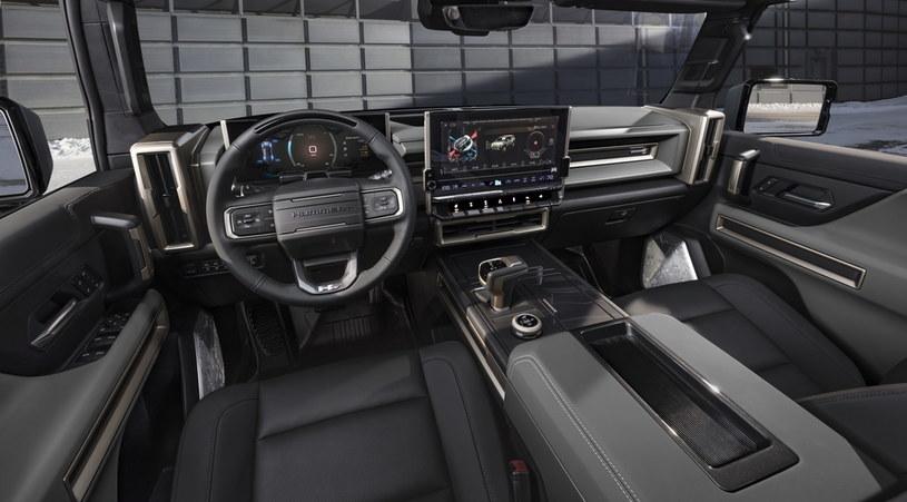 Hummer SUV EV /