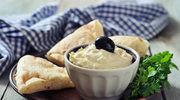 Hummus według przepisu słynnego wegetarianina