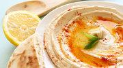 Hummus z fasoli z cytryną i rozmarynem