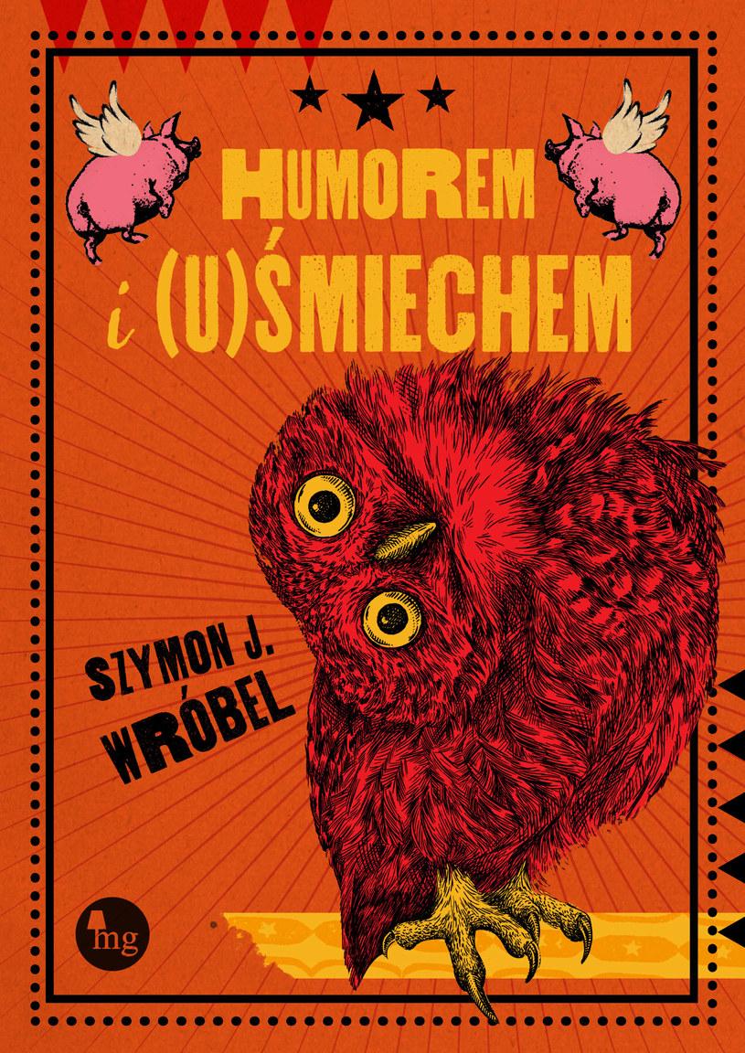 Humorem i (u)Śmiechem, Szymon J. Wróbel /materiały prasowe