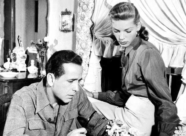 Humphrey Bogart i Lauren Bacall /AFP