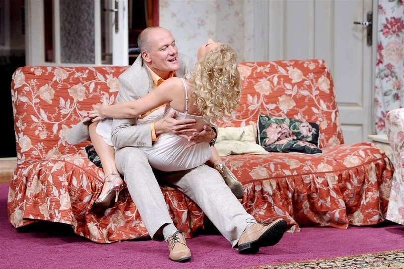 Humphrey (Piotr Zelt) i Jennifer (Aneta Zając) /Agencja W. Impact