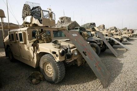 Humvee /AFP