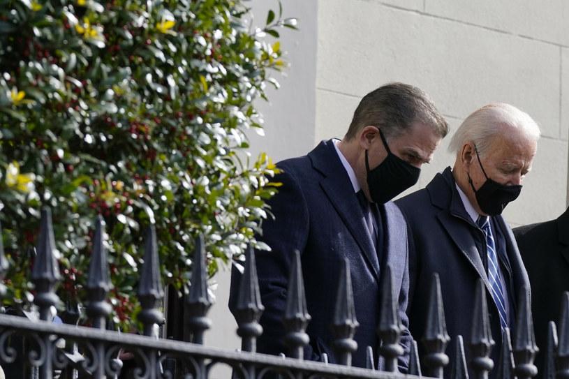 Hunter Biden i Joe Biden /AP/Associated Press/East News /East News