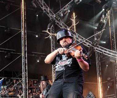 "Hunter i ""Metal Projekt"" na Przystanku Woodstock 2013 - Kostrzyn nad Odrą, 3 sierpnia 2013 r."
