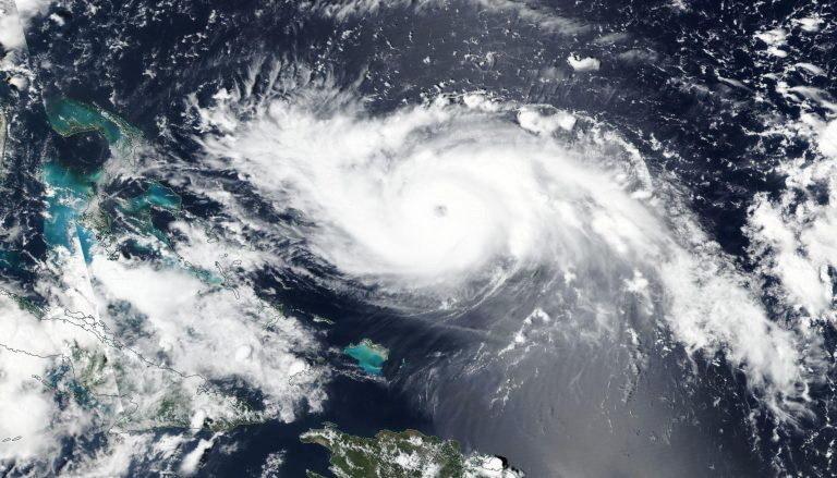 Huragan Dorian /NASA /PAP/EPA