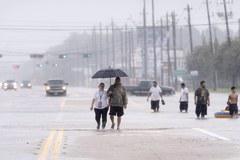 Huragan Harvey wyrządził potężne szkody w Teksasie