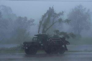 Huragan Ida w USA. Pogodowy kataklizm w Luizjanie